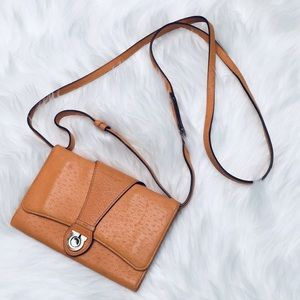 Salvatore Feragamo crossbody purse